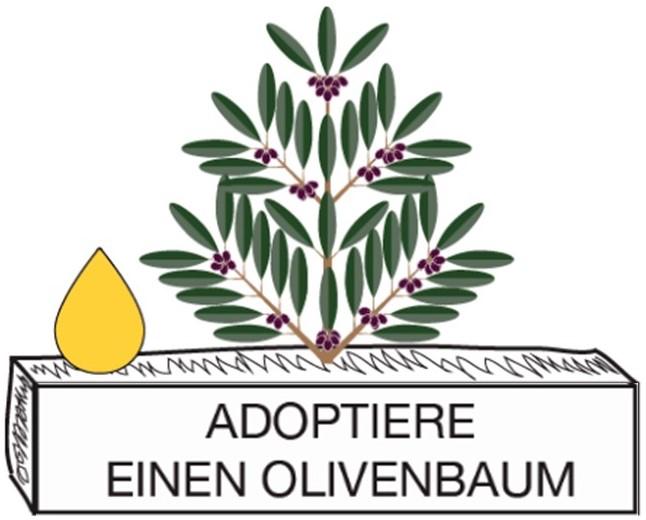 Adoptiere einen Olivenbaum