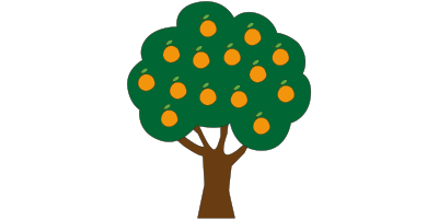 Orange Tree<br>(entire harvest)