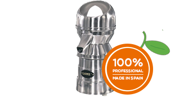 Professional fruit press<br>handmade in Spain