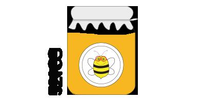 Colmena grande<br>12kg de miel de azahar