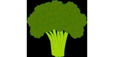 Brócolis<br> (2 unidades, ~1kg)