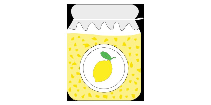 Lemon jam<br>(420g)