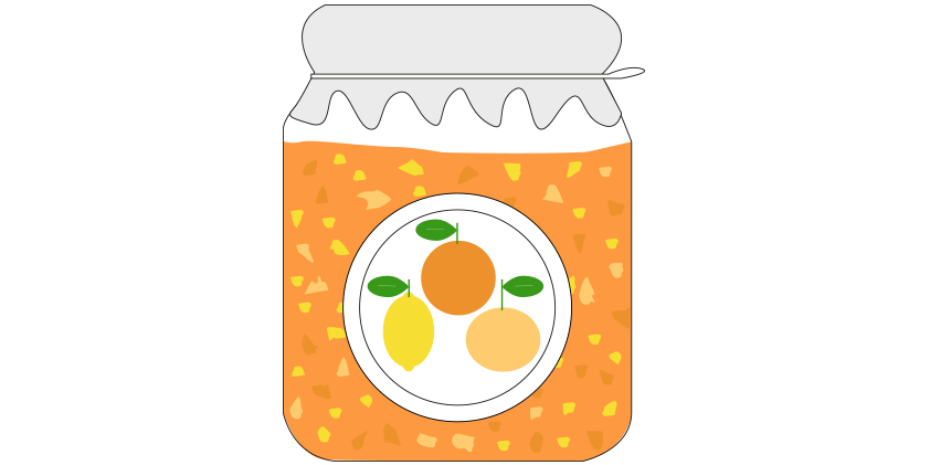 Citrus jam<br>(420g)
